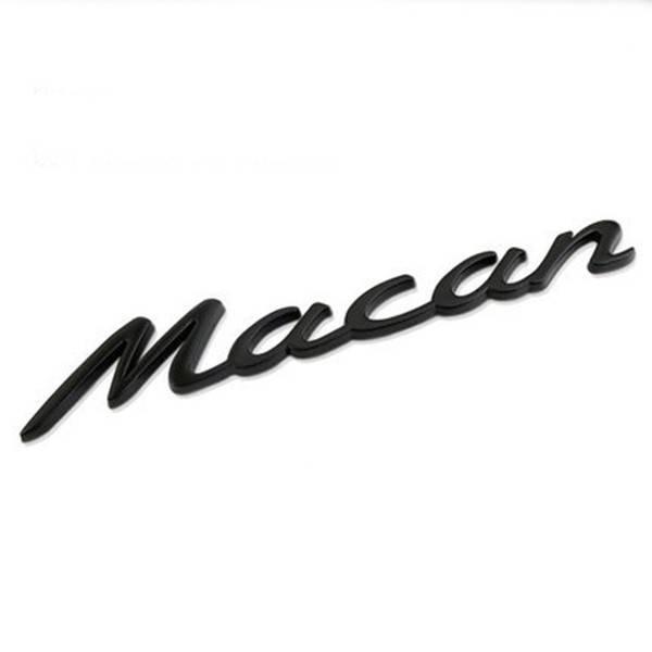 PORSCHE 991 970 981 958 Cayenne Boxter Cayman Macan Emblem Schriftzug